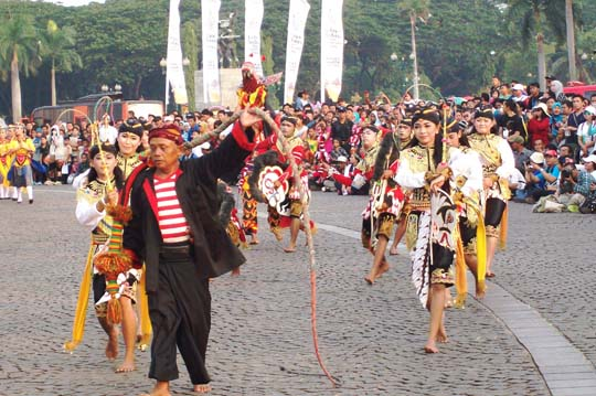 "Gapura News Jadikan Budaya Indonesia ""Taman Sari"" Dunia"