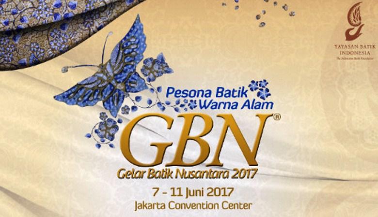 Mempromosikan Batik Yayasan Bantik Gelar Batik Nusantara 2017