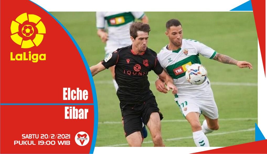 Elche vs Eibar