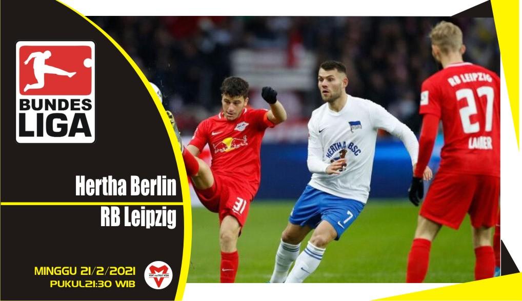 Hertha Berlin vs RB Leipzig