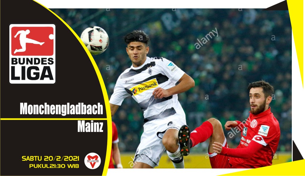 Monchengladbach vs Mainz 05