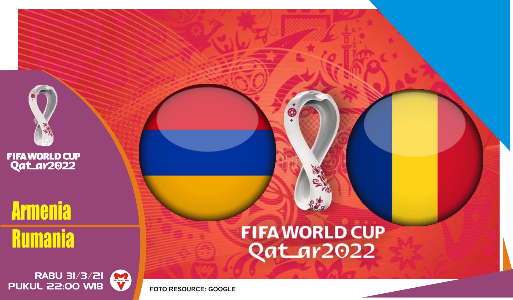 Prediksi Pertandingan Armenia vs Rumania - 31 Maret 2021