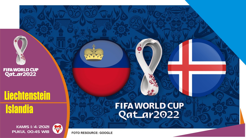 Prediksi Pertandingan Liechtenstein vs Islandia - 1 April 2021
